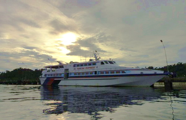 MV. MARINA EXPRESS