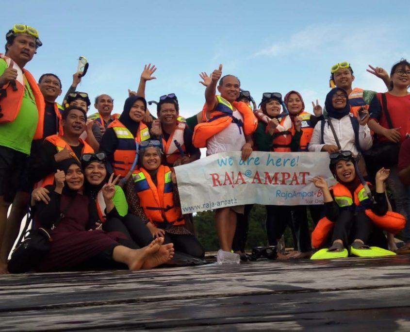 TOUR RAJA AMPAT 2018